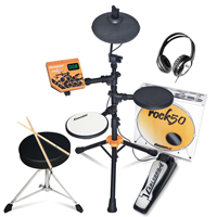 Carlsbro Rock50 Kids Electronic Drum Kit Set