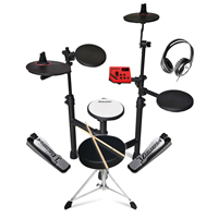 Carlsbro Club100 Electronic Drum Kit Set