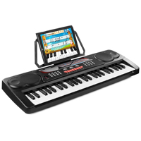 Max KB8 Electronic Music Keyboard - 49 Keys