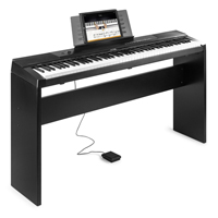 Digital Piano with 88-keys with Furniture Stand - MAX KB6W