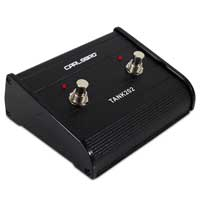 Carlsbro Two Way Latching Guitar Footswitch