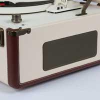 Fenton 102.124 RP145 Record Player Big Suitcase