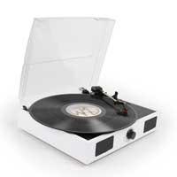 Fenton 102.102 RP108W Record Player White