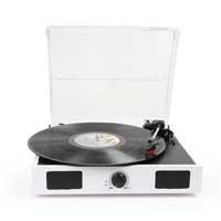 Fenton 102.102 RP108W Record Player White