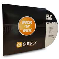 Sunfly Best of Ultimate Karaoke Hits Pick 'N' Mix CDG Disc