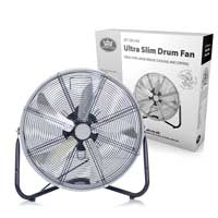 Prem-I-Air EH1578 20 Ultra Slim Drum Fan 50cm