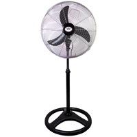 "Prem-I-Air 18"" Oscillating Pedestal HV Fan"
