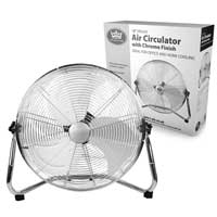 "Quality Prem-I-Air 18"" Air Circulator Fan"