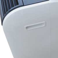 Prem-I-Air 15000 BTU Inverter Split Remote Portable Air Conditioner with Timer
