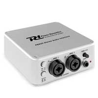 PD PDX25 2 Channel USB Audio Interface