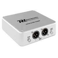 PD PDX25 2 Channel USB Active Audio Interface