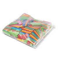 BeamZ Multi Colour 1KG Pack Confetti