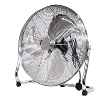 Prem-I-Air 18 Inch (45 cm) High Velocity Chrome Air Circulator Fan