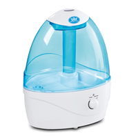 Prem-I-Air Bebe Mayor Ultrasonic Humidifier with 2.5 L Water Tank