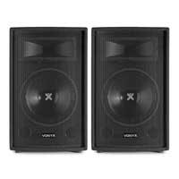 """Pair of Vonyx SL10 10"""" Passive Speakers"""