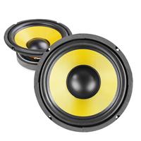 "2x Skytronic 8"" Kevlar Cone DJ PA Speaker Drivers 500W"