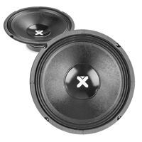 2x Vonyx SPSL10 10 Inch Speaker Chassis 1000W