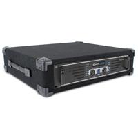 Skytec SKY-600B 2-Channel DJ Power Amplifier & Rack Case