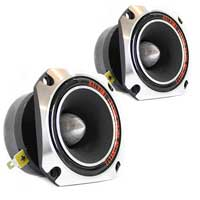 2x Skytec Titanium Diaphragm Speaker Drivers 160W