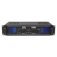 1000W DJ Amplifier - Skytec SPL-1000 2 Channel