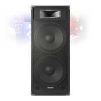 "Dual 15"" Active PA Speaker - Fenton CSB215 - 1600W"