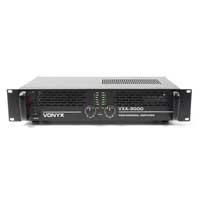 DJ Amplifier 3000W - Vonyx VXA-3000 MKII