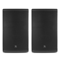 """PD PD415A 15"""" Bluetooth Active Speaker Pair"""