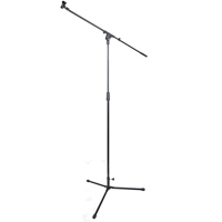 NJS066A Adjustable Microphone Stand & Boom with Clamp Holder