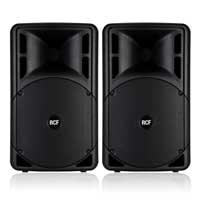 "RCF ART 315-A MK4 15"" Active Speaker Pair"