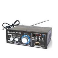 Skytronic AV-360 Hi-Fi Stereo Amplifier & Bluetooth Adaptor