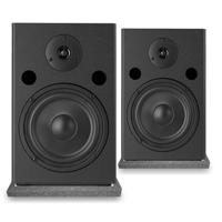 Vonyx SM65 Active Studio Monitors Pair & Isolation Pads