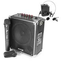 Fenton ST040 Portable Speaker 40W Bluetooth with Wireless Headset