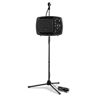 Vonyx V205B Portable PA System Set with Microphone