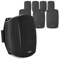 Set of 8x Fonestar ELIPSE-4TELIPSE-4T Speakerss 4 Inch 100v