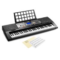 Max KB3 Electric Keyboard - 61 Keys & Keynote Stickers