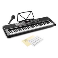 Max KB2 Electric Keyboard - 61 Keys & Keynote Stickers