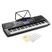 Max KB1 Electric Keyboard - 61 Keys & Keynote Stickers