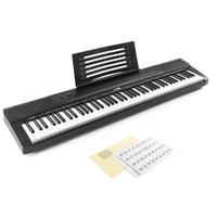MAX KB6 Electric Keyboard - 88 Keys & Keynote Stickers