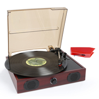 Fenton RP105 Record Player & Spare Stylus