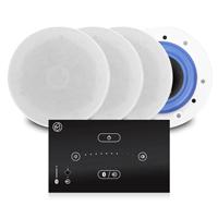 Systemline E50 Bluetooth Ceiling Speaker Kit - 4 x ESCS5