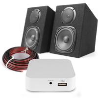 WiFi HI-Fi System, DMS40 Speakers & Amplifier