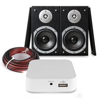 WiFi HI-Fi System, SHFB Speakers & Amplifier