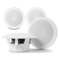 "4 x 4"" Ceiling Mounted Speakers - PD MS40 Marine Speakers"