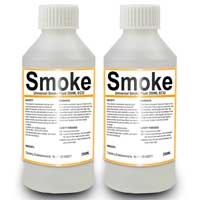 2x 250ml Standard Smoke Fluid