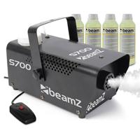 BeamZ S700 Smoke Machine with 1L Fluid