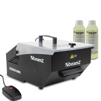 BeamZ ICE1200 MKII Ice Fogger Machine with 1L Fluid