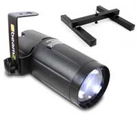 BeamZ LED Pinspot Light 6W & Stand