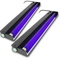 QTX Light UV Light Bar - 60cm Tube, Pair