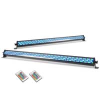 BeamZ LCB-252 LED Bar Lights 1m Pair