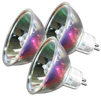 3x Halogen Replacement Disco Bulbs 24V 250W